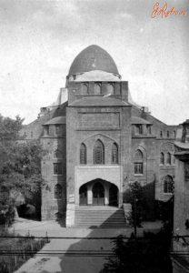 Хоральная синагога в Харькове