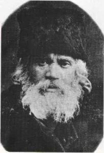Кременчугский равин Аврогом Штернгарц