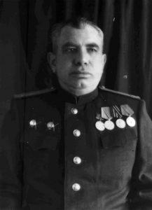 Давид Моисеевич Бытенский г. Черкассы, 1965 год