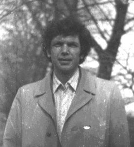 Эдуард Бытенский, 1981 год
