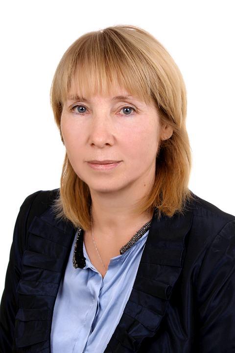 Наталия Слюсарева
