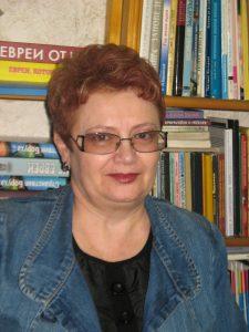 Галина Коробкина