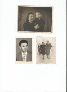 С родителями: Мать – Кальницкая Роза Моисеевна. Отец – Мунблит Самуил Наумович