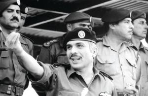 Король Иордании Хуссейн