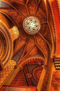 Иерусалимская синагога, фрагмент