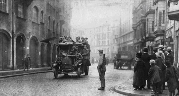 Мюнхен, апрель 1919 г.