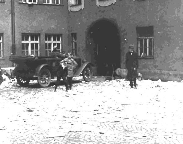 Мюнхен, май 1919 г.