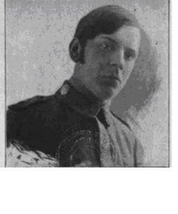 М. Левин – участник Первой Мировой войны
