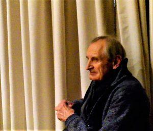 Режиссёр-постановщик и сценарист спекталя «С днём рождения, Шлёма!» Сергей Линков. Фото Виталия Хазанского