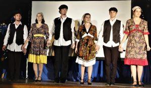 Артисты театра «Фаерлех». Фото Маши Герштейн