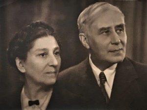 Бабушка и дедушка, после войны