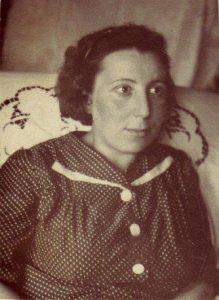 Мирра Разумовская, 1946