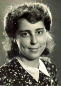 Лиля Разумовская, 1946