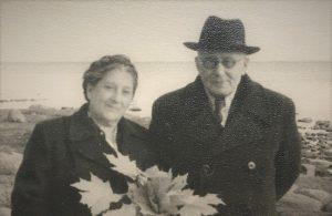 Бабушка и дедушка, начало 60-х