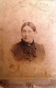 Эстер, мать Макса, бабушка моей бабушки. Урожденная Мендельсон, в двух замужествах — Шпиро и Могилевер