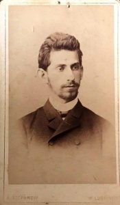 Маркус Шпиро, дядя моей бабушки