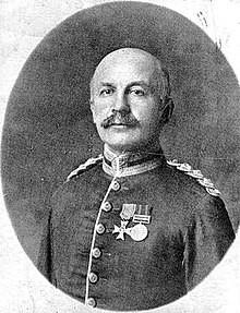 Полковник Альберт Голдсмид