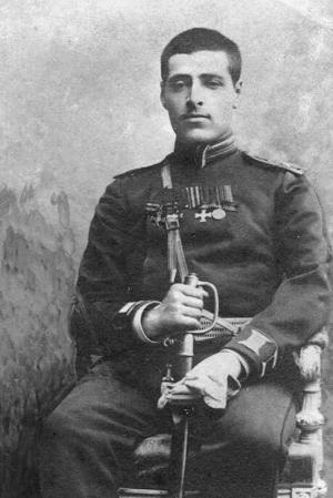 Иосиф Трумпельдор (1880-1920)