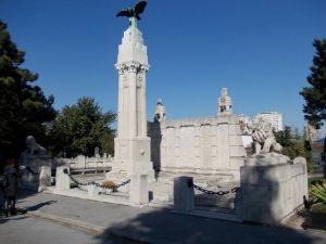 Белград. Памятник еврейским солдатам