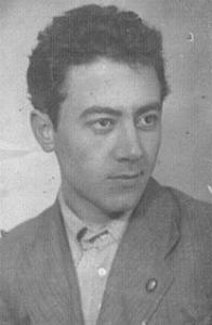 1. Михаил Бондарь. Конец 1930-хгг.