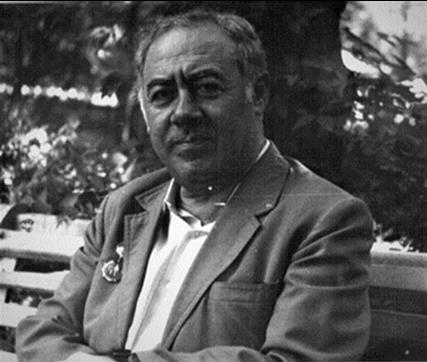 Михаил Сергеевич Бондарь. Конец 1970-хгг.