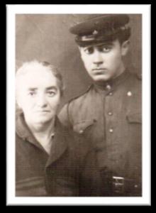 4. Циля и Михаил Бондарь. 1944г.