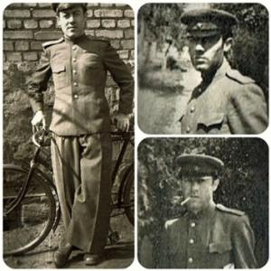 6. Начальник лагеря военнопленных. 1946-1947 гг.