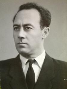 7. М.С.Бондарь. Начало 1960-х гг.