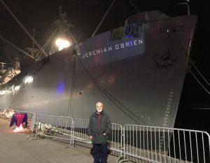 Капитану 1-го ранга В. Янкелевичу всё на корабле было понятно