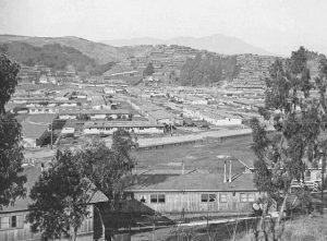 Так выглядел Марин Сити в 1944 году