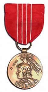 Рис.6. Медаль Свободы.