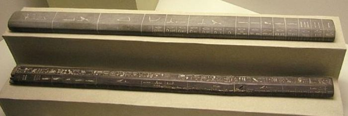 Эталон Египетского царского (львиного локтя (кубита)