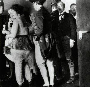 18. Костюмированная вечеринка, Дессау 1928