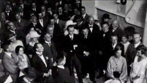 21. 60-летие Кандинского в Дессау, 1926