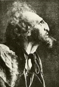 Д. Пинский «Вечный жид». Пророк — Н. Цемах