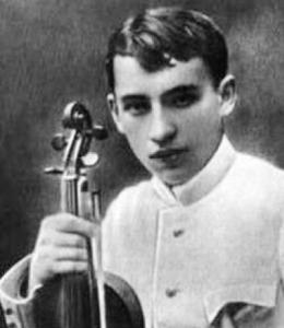 Исаак Дунаевский. 1919 год