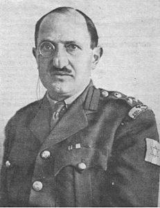 Эрнест Франк Бенджамин, 5.02 1900–14.03 1969. Фотография 1945 года