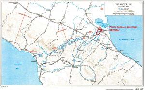 Район боевых действий Бригады