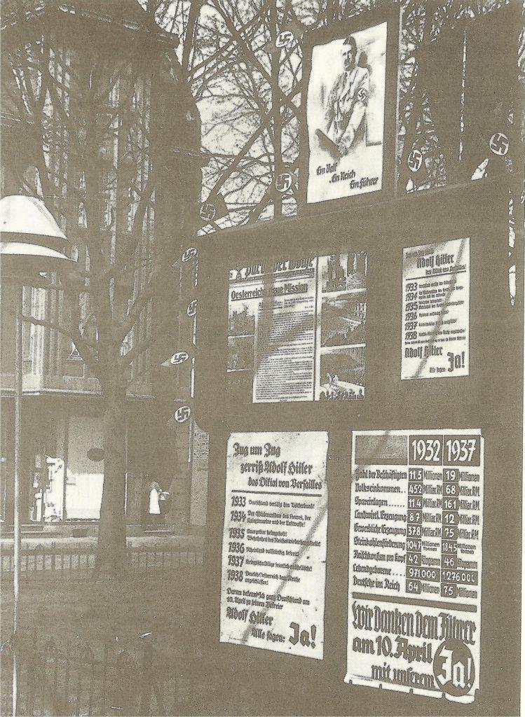 Пропагандистские плакаты к выборам и референдуму