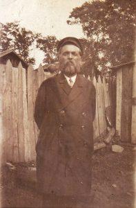 Х.-Й.Шифман в Вологде. 24.06.1928г.