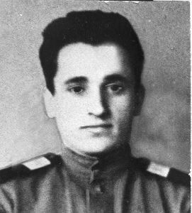Фото № 1: Старший сержант Михаил Нейштадт, 1943-й