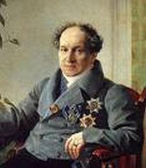 Портрет А.Н. Голицына