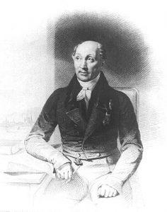 Портрет М.М. Сперанского