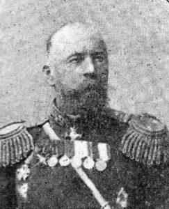 штабс-капитан Георгий Арендаренко