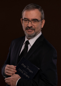 Реформистский раввин Григорий Котляр