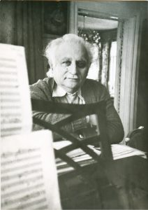 Исаак Шварц. Таким я его запечатлел в 1992-м…Фото Льва Сидоровского