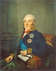 Граф Дмитрий Александрович Гурьев