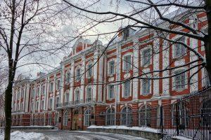 Здание СПбГУ, современный вид