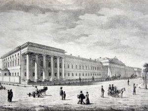 Казанский университет в XIX в.