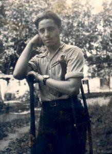 Ион Деген, 1946 г. Из семейного архива